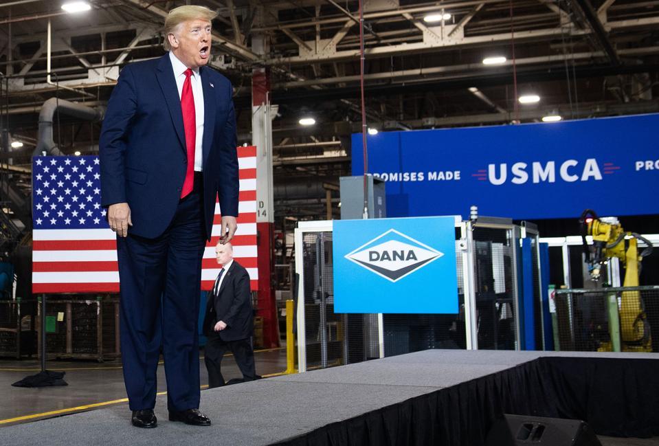 US-POLITICS-USMCA-TRUMP