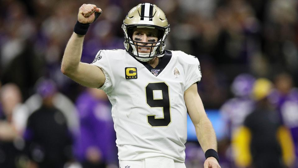 Drew Brees Returning For 2020 To Make Another Run At It