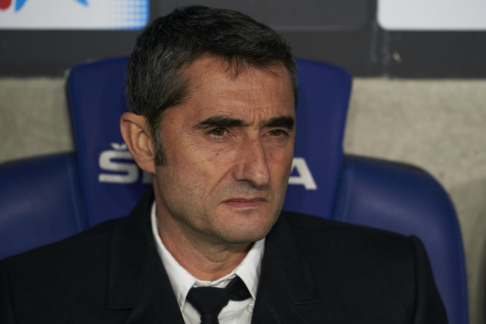 Ernesto Valverde Officially Fired From Fc Barcelona Head Coach Role
