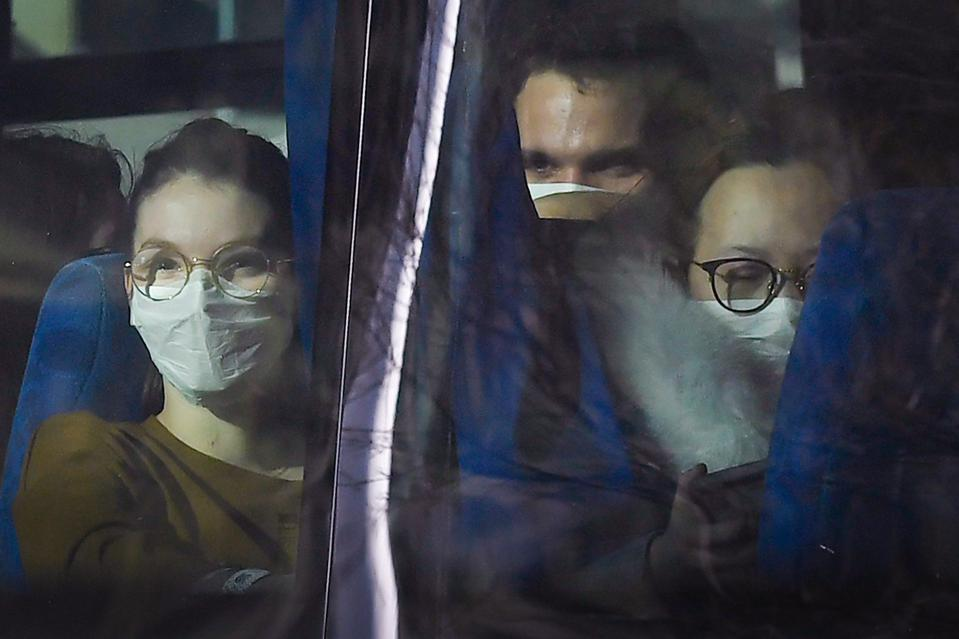 FRANCE-CHINA-HEALTH-VIRUS-AVIATION-REPATRIATION