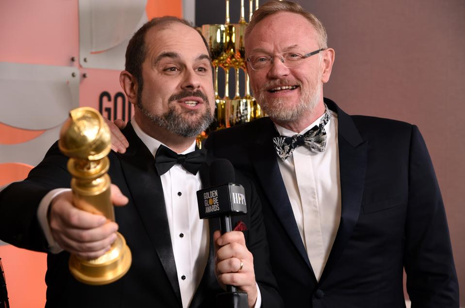 Moët And Chandon At The 77th Annual Golden Globe Awards - Backstage