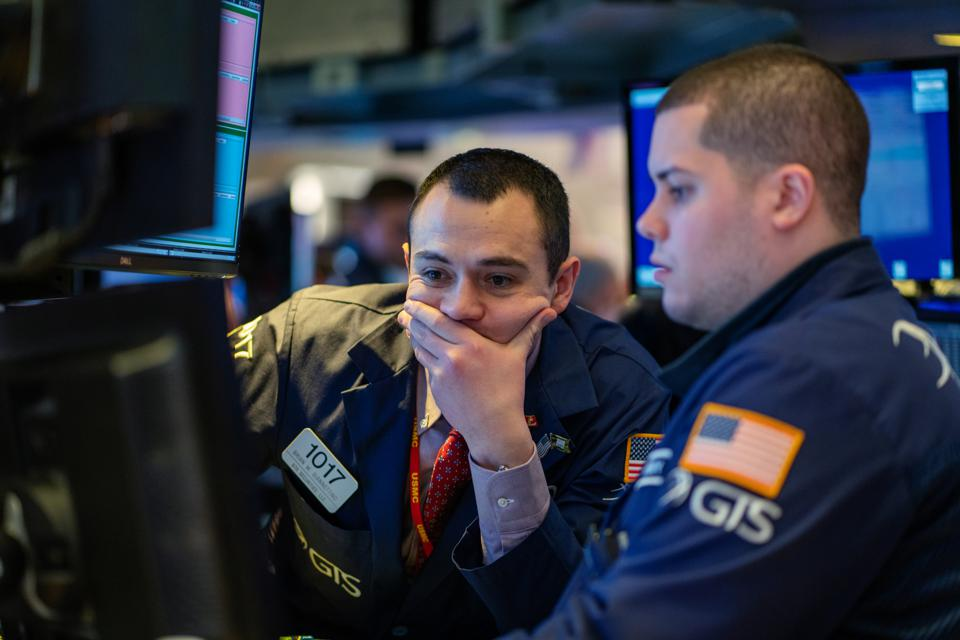 Stocks Drop Sharply Across World Markets Due To Fears Over Spreading Of Coronavirus And Dim Economic Reports