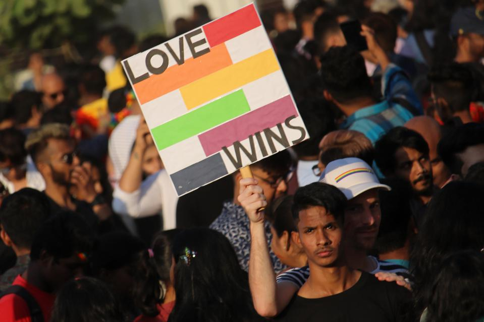 Equality March In Mumbai