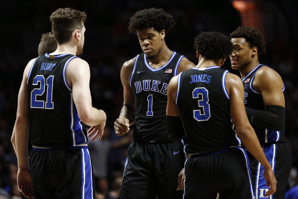 Bracketology: Duke Could Play Entire East Regional In Greensboro, N.C. And At Madison Square Garden
