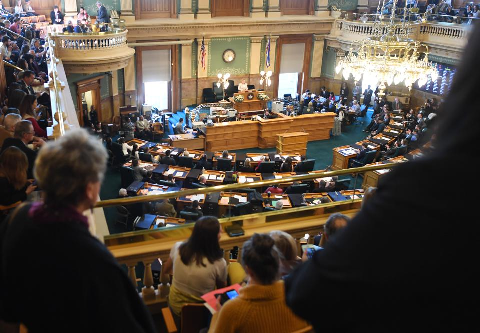 Colorado Capitol 2020 session