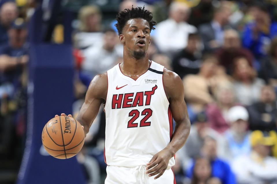 Jimmy Butler Has Finally Been Unleashed
