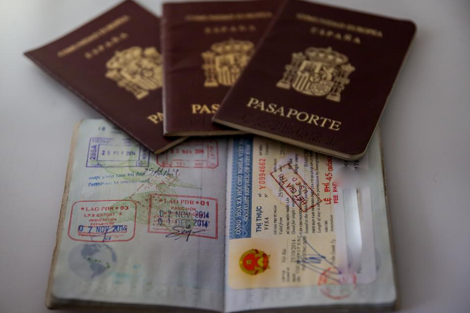 The Spanish Passport Is The Fifth Most Valuable In The World