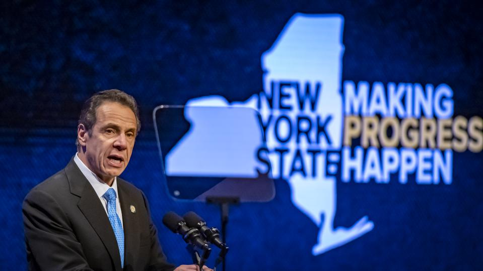 New York State Governor Mulls Car Helmet Compulsion To Discourage Motoring