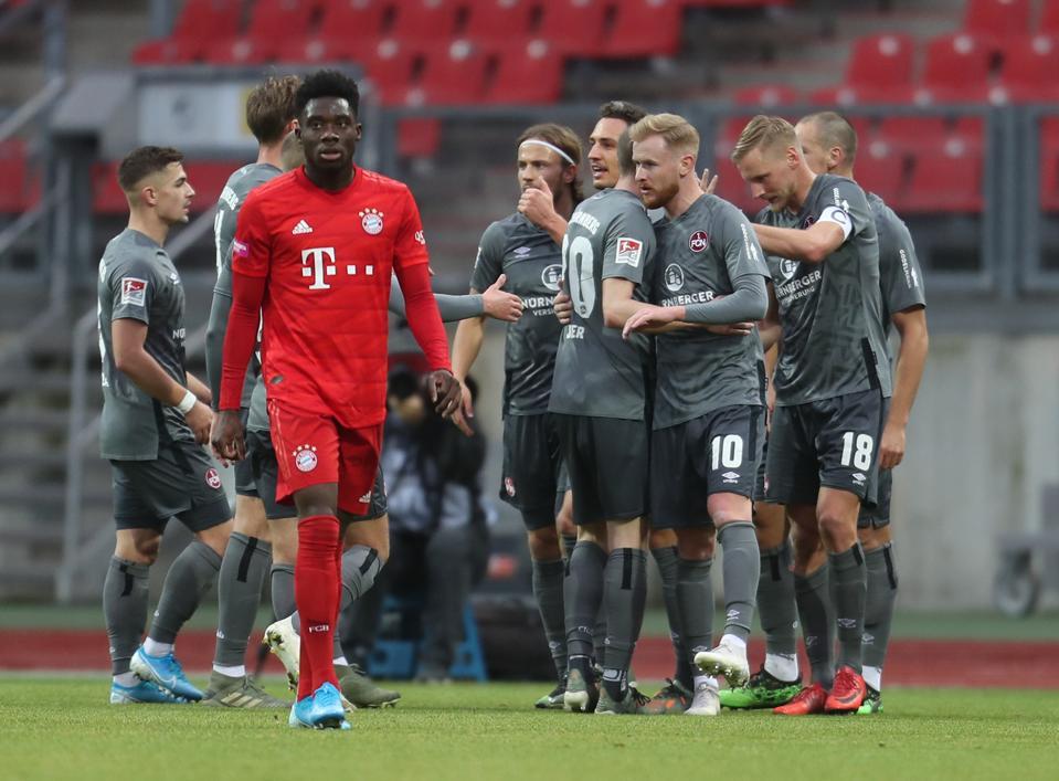 1. FC Nuernberg v FC Bayern Muenchen - Friendly Match