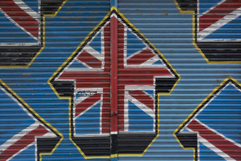 Union Jack Shop Shutters