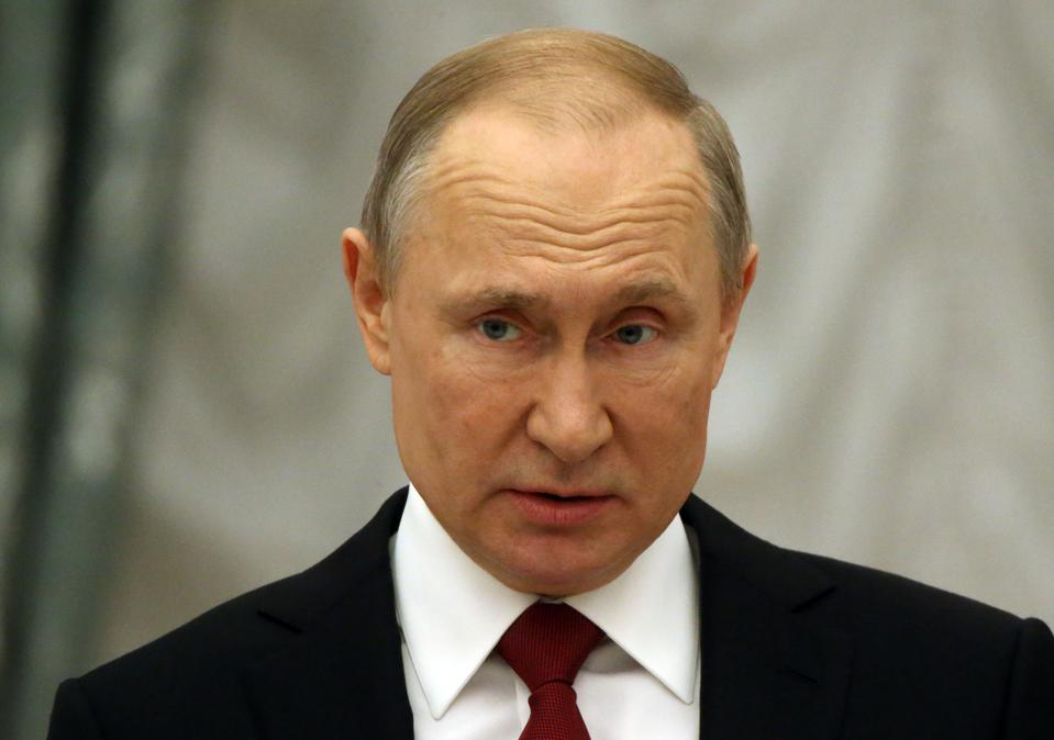 Putin Can't Be Rooting For Trump. Why Russia Needs A Democrat Win