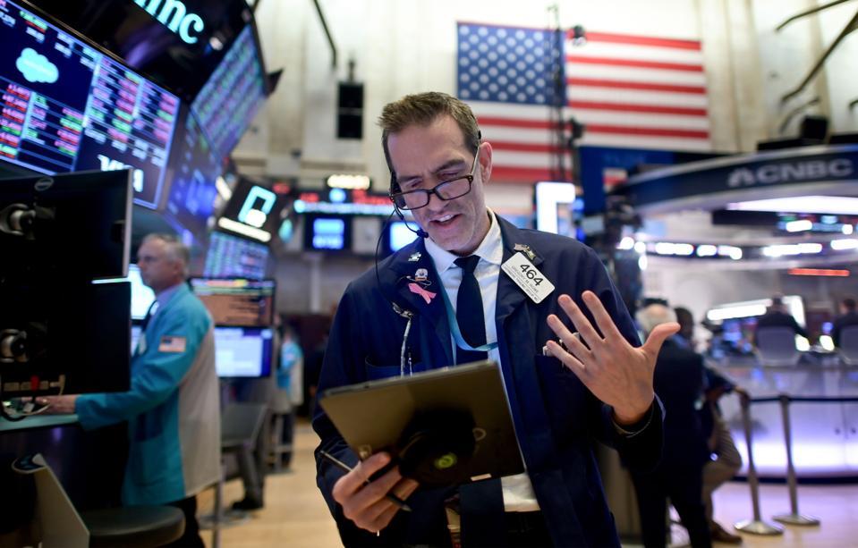 Markets Plunge, Dow Drops 1,000 Points As Global Coronavirus Outbreak Worsens