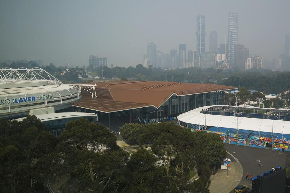 2020 Australian Open Qualifying