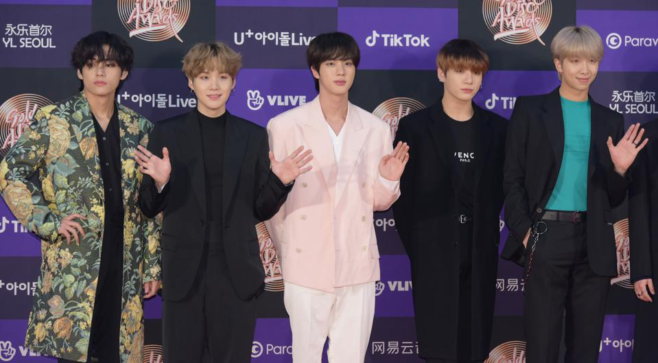 The 34th Golden Disc Awards - Photocall