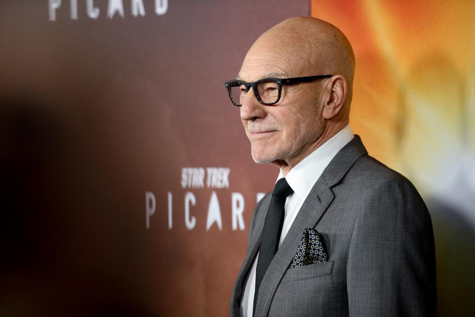 Premiere Of CBS All Access' ″Star Trek: Picard″ - Arrivals