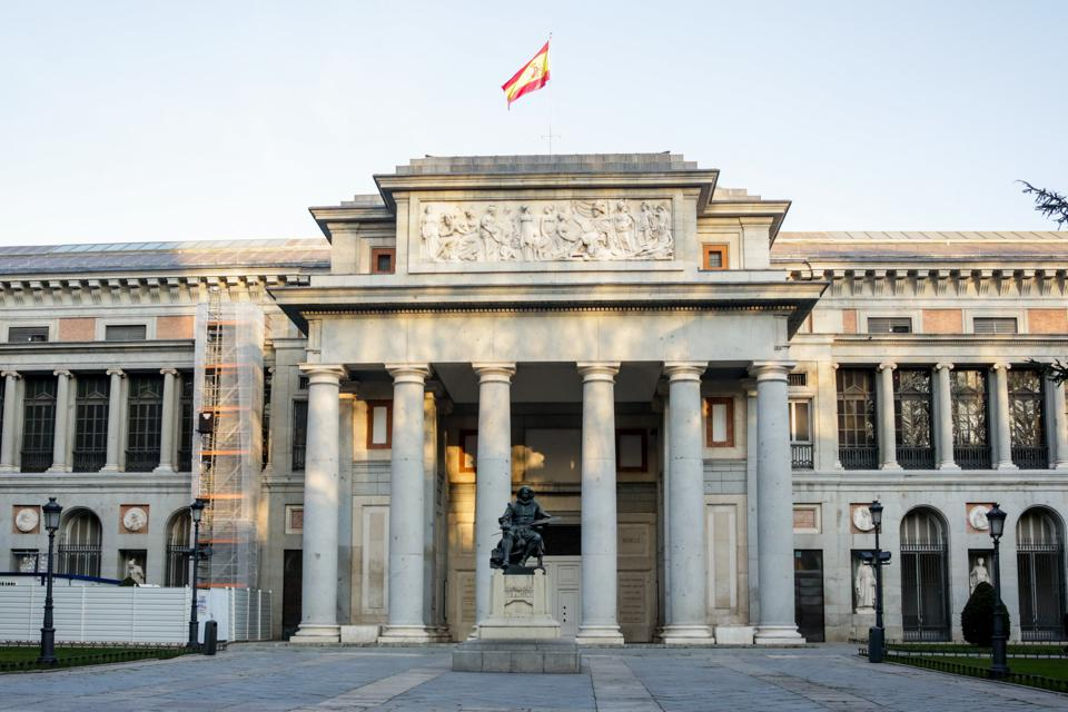 Museums Of Madrid