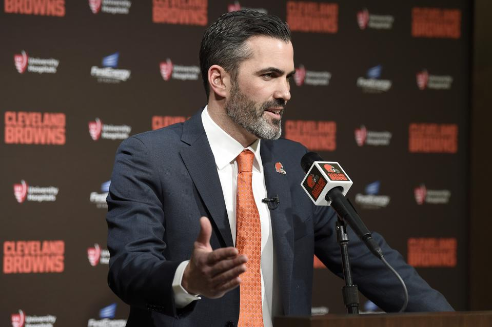 The Key Quotes From Kevin Stefanski's Introductory Press Conference, Explained