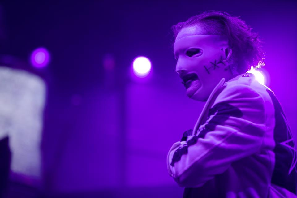 Slipknot Perform At The 3 Arena, Dublin
