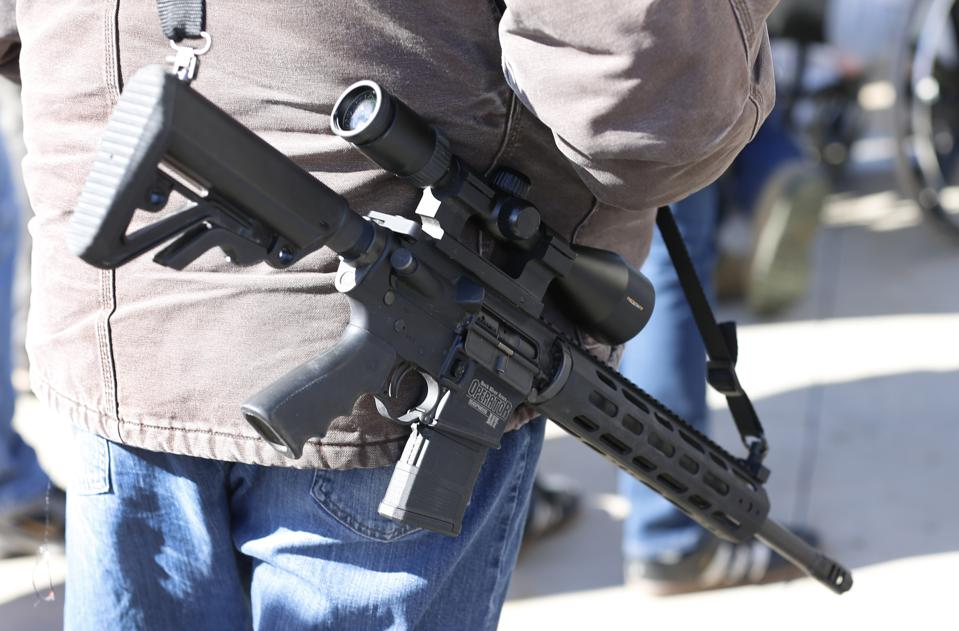 The Happy Gun Owner? Research Suggests Otherwise