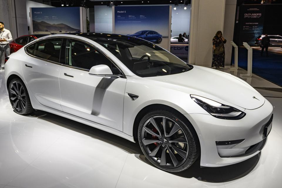 Tesla Tops Europe Sales Charts, But Will Face Tougher 2020; Report