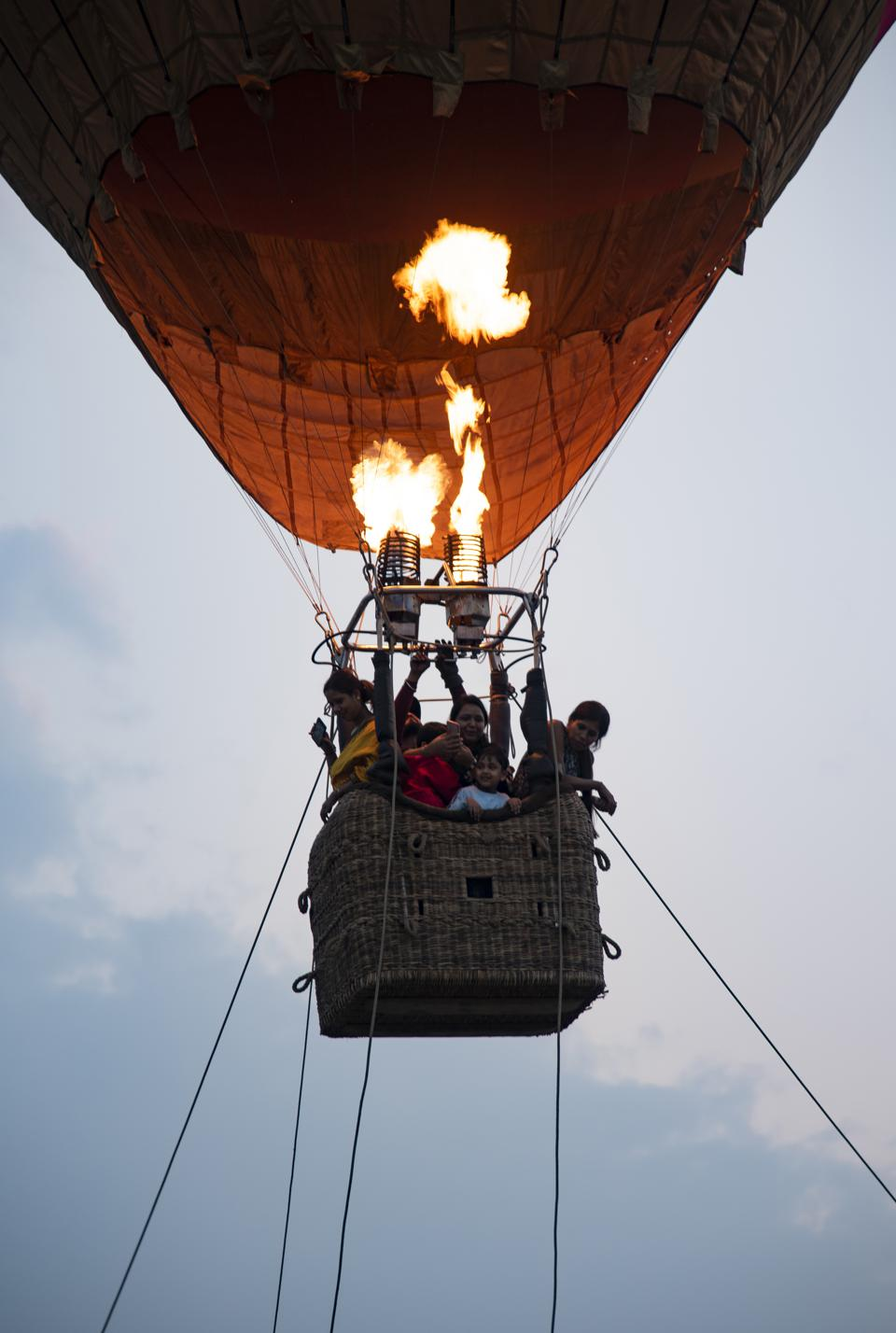 Kite River Festival In Guwahati
