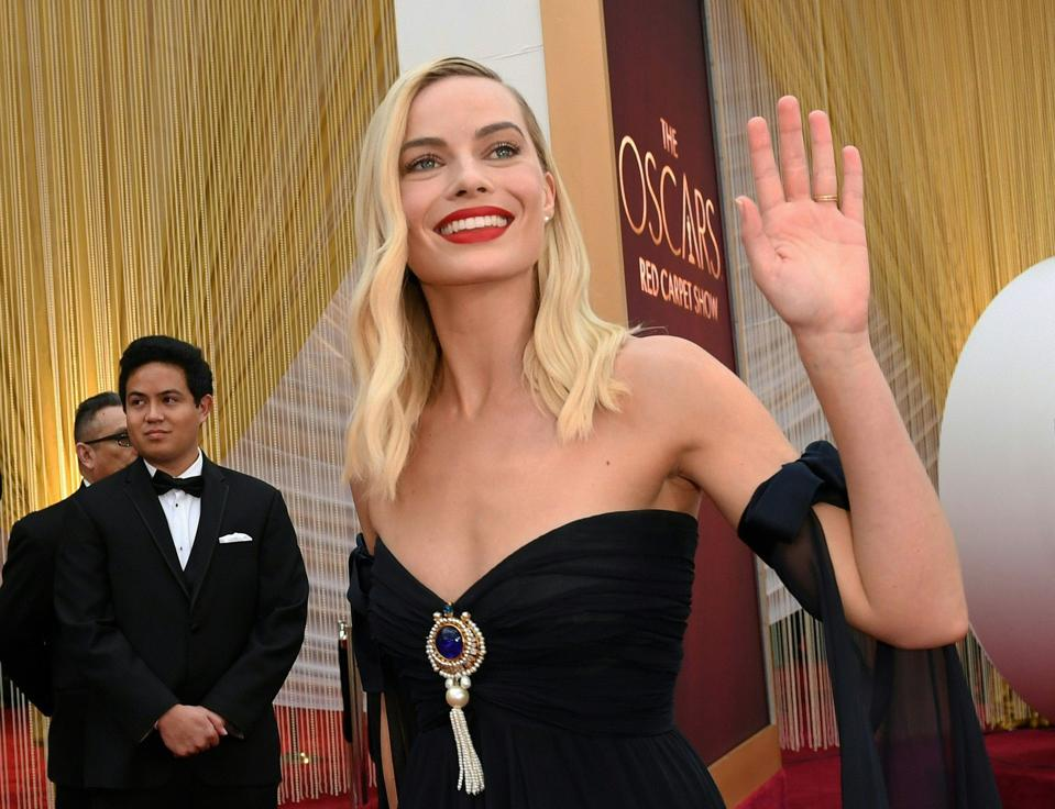 US-ENTERTAINMENT-FILM-OSCARS-RED CARPET