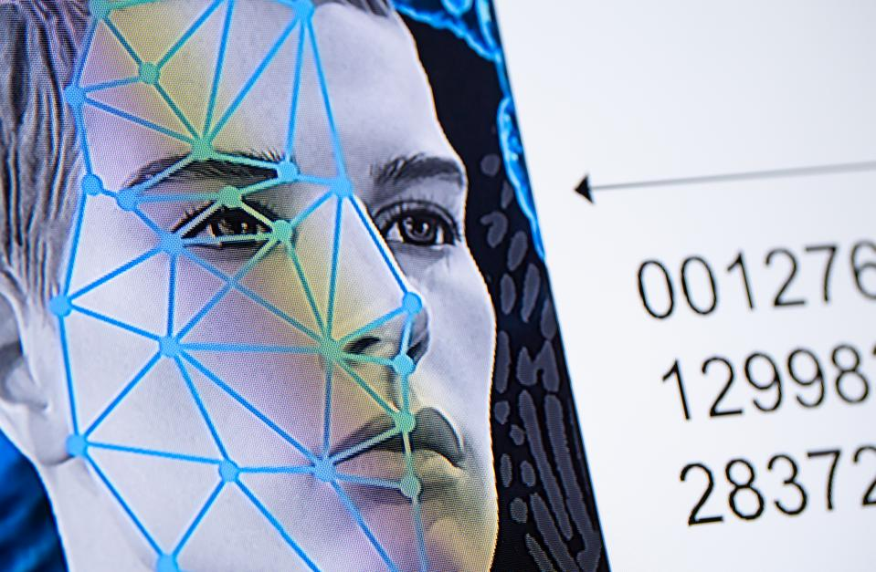Face recognition software at the LKA