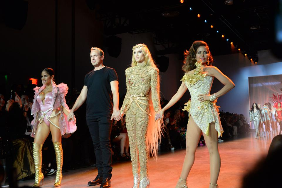 The Blonds A/W 20 Fashion Show