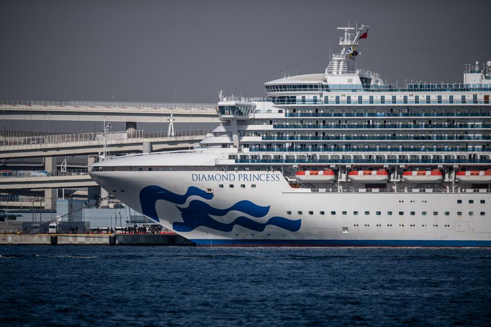Crew Members Plead For Rescue As Coronavirus Outbreak On Cruise Ship Grows To 135 Cases