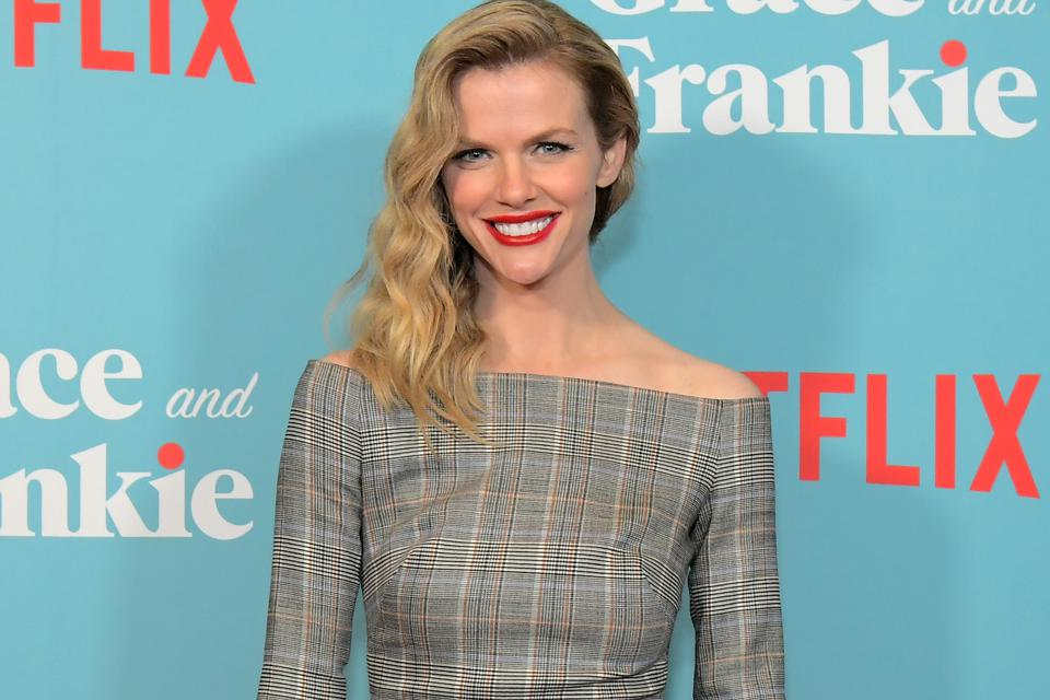 Brooklyn Decker Reveals How She Handles Flying With Two Kids