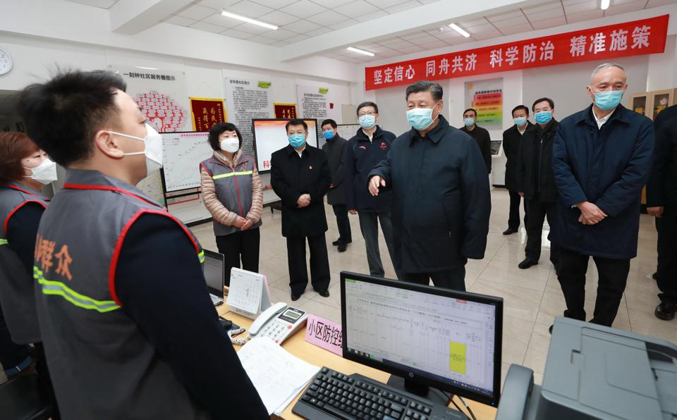 Chinese President Xi Jinping Knew About Coronavirus Two Weeks Before Informing The Public