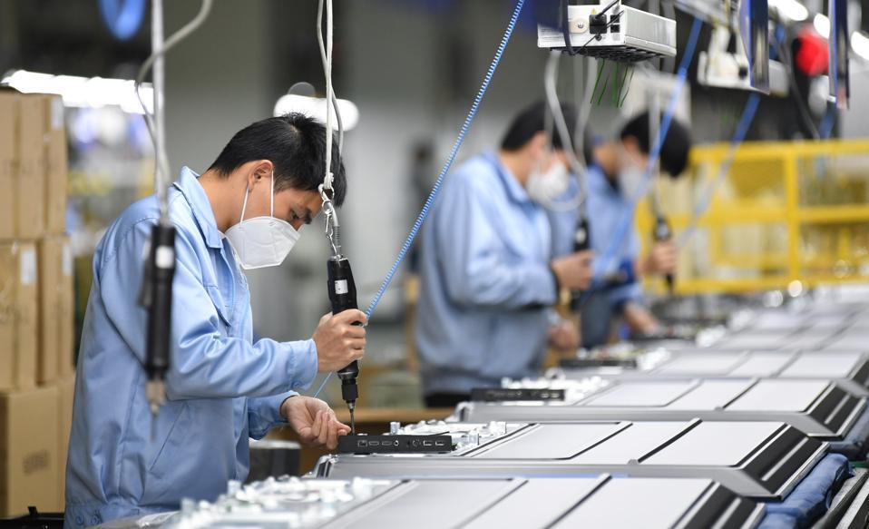 CHINA-RETURNING TO WORK-AMID CORONAVIRUS CONTROL (CN)