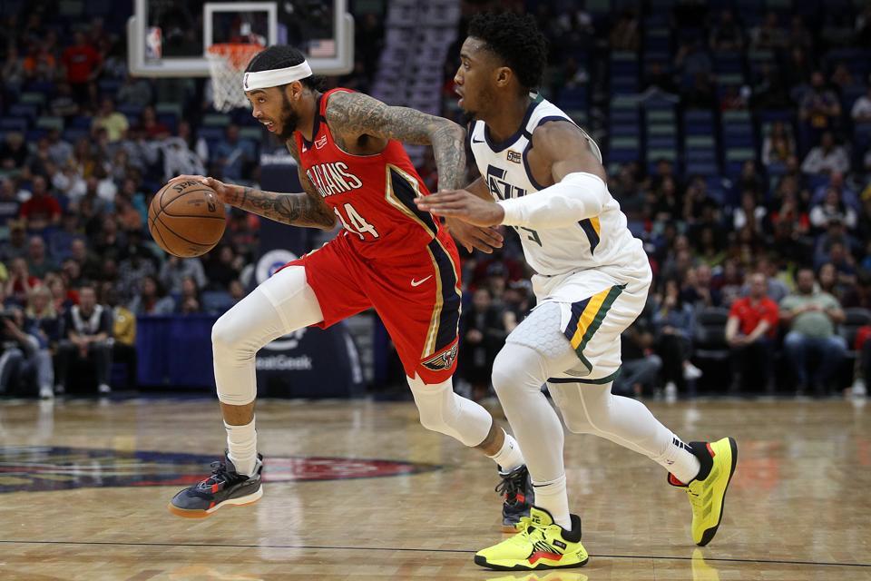 Brandon Ingram, New Orleans Pelicans Show Won't Bow Down Spirit To Beat Utah Jazz