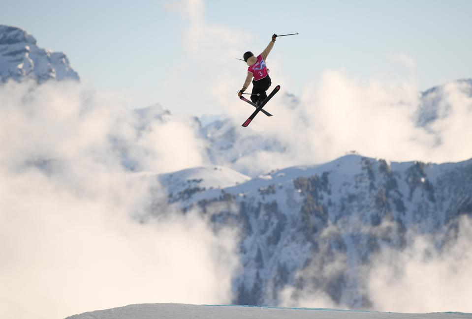 Kelly Sildaru: The 17-Year-Old Queen Of Freestyle Skiing—From A Mountainless Country