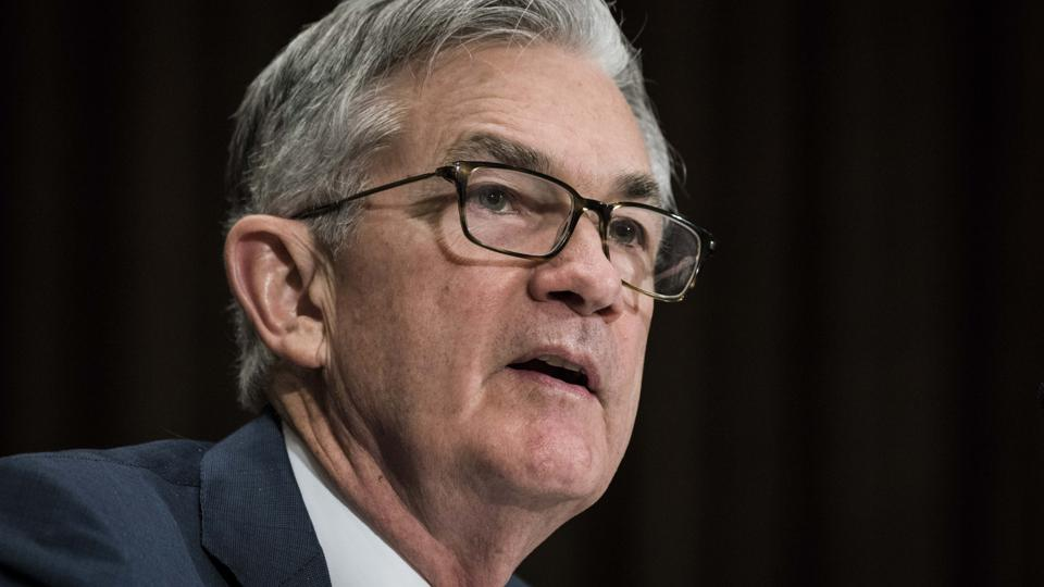 Federal Reserve Chairman Jerome Powell Testifies Before Senate Committee