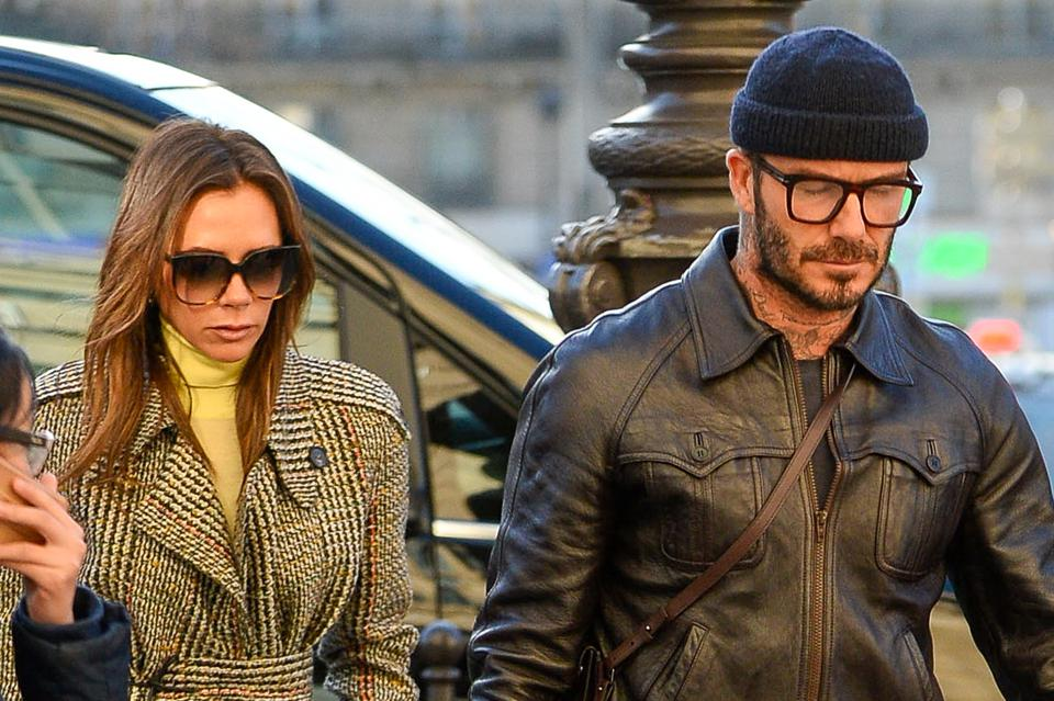Celebrity Sightings In Paris - January 18, 2020