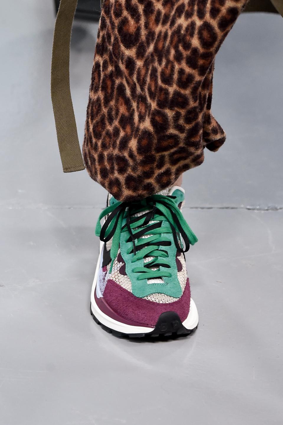 Men's Paris Fashion Week Nike Collabs: Sacai, Off White and