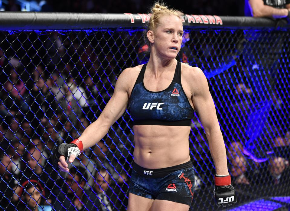 UFC 246: Co-Main Event Results And Stats, Holly Holm Defeats Raquel Pennington