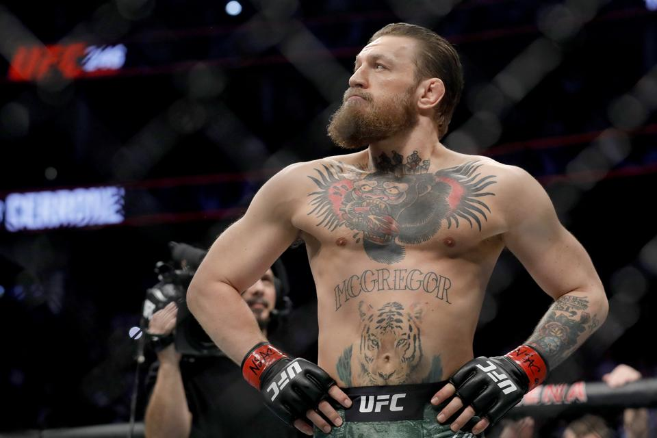 Conor McGregor Was Wrong About His Record-Setting Claims At UFC 246