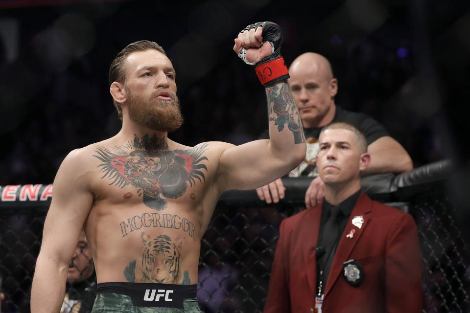 Report: Conor McGregor Vs. Justin Gaethje In Discussion For This Summer