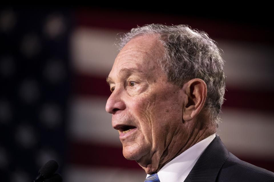 Bloomberg's Dangerous New Student Loan Plan
