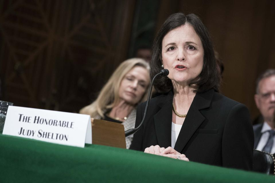 The Senate is likely to approve Judy Shelton to the Federal Reserve Board of Governors.