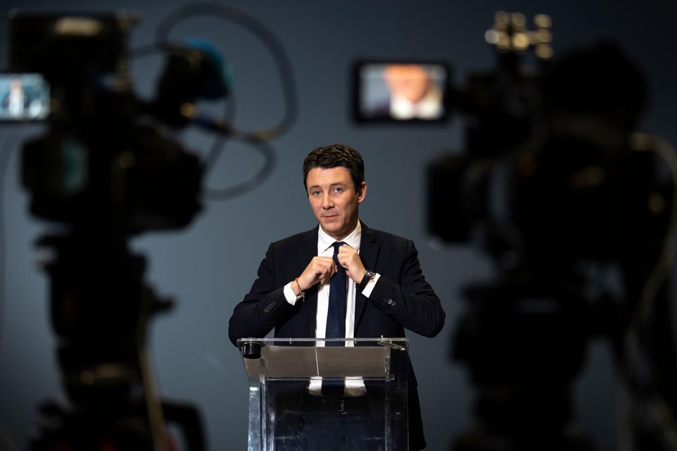 TOPSHOT-FRANCE-POLITICS-VOTE-MAYOR-2020-LREM
