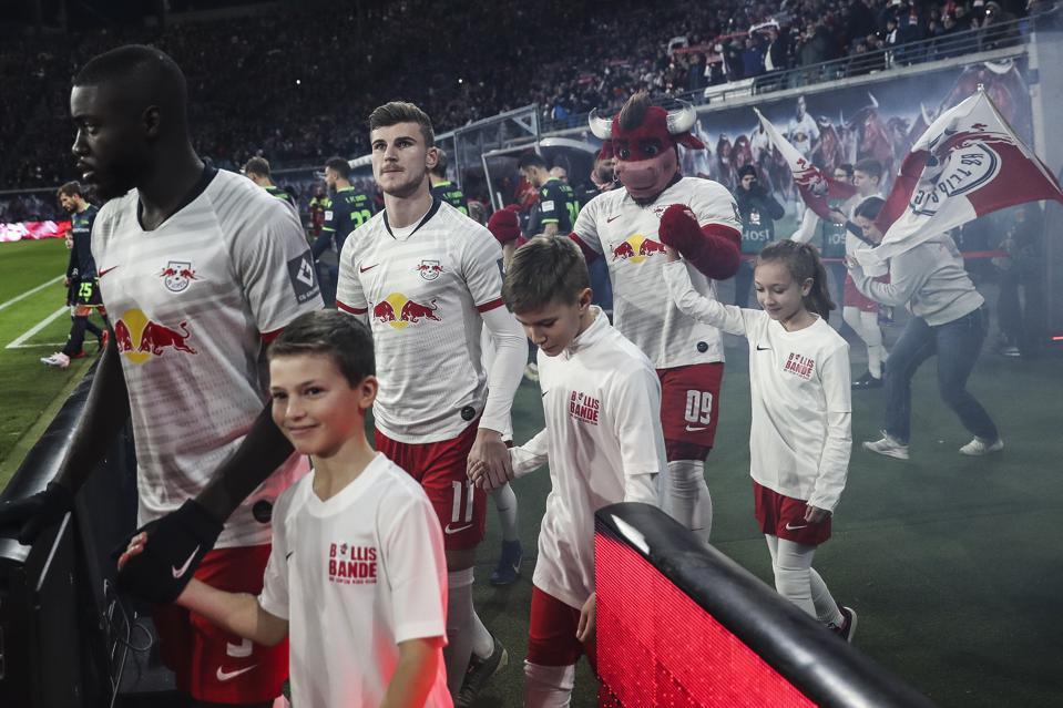 RB Leipzig v 1. FC Union Berlin - Bundesliga