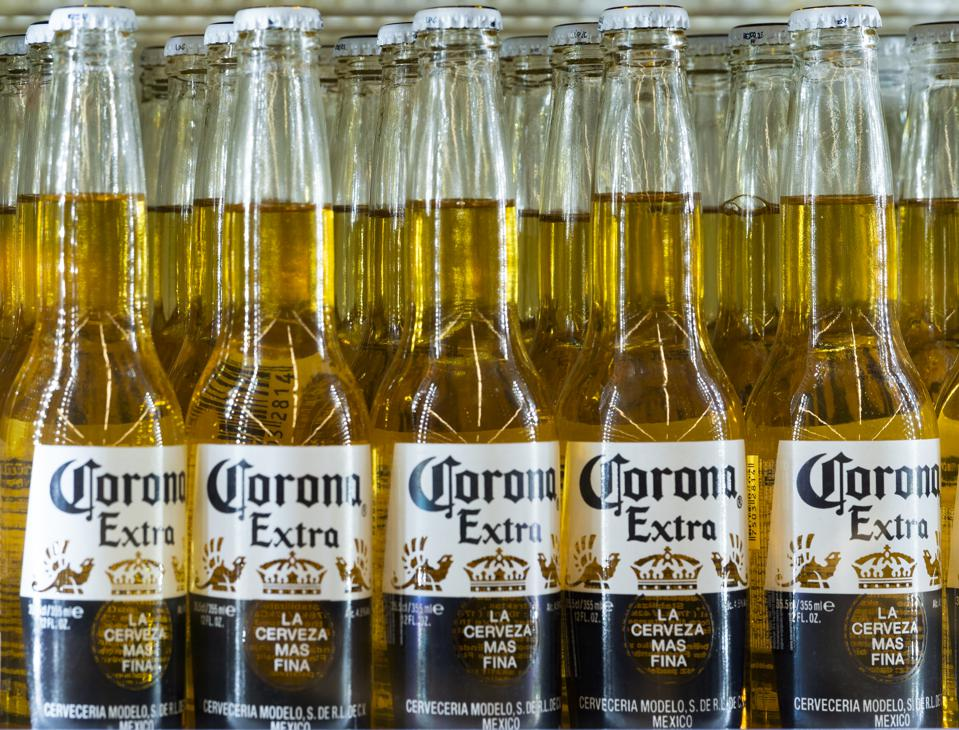 As Mexican Breweries Shut Down Constellation Brands Reports Strong Fy2020 Solid Alcohol Sales And Positive Outlook