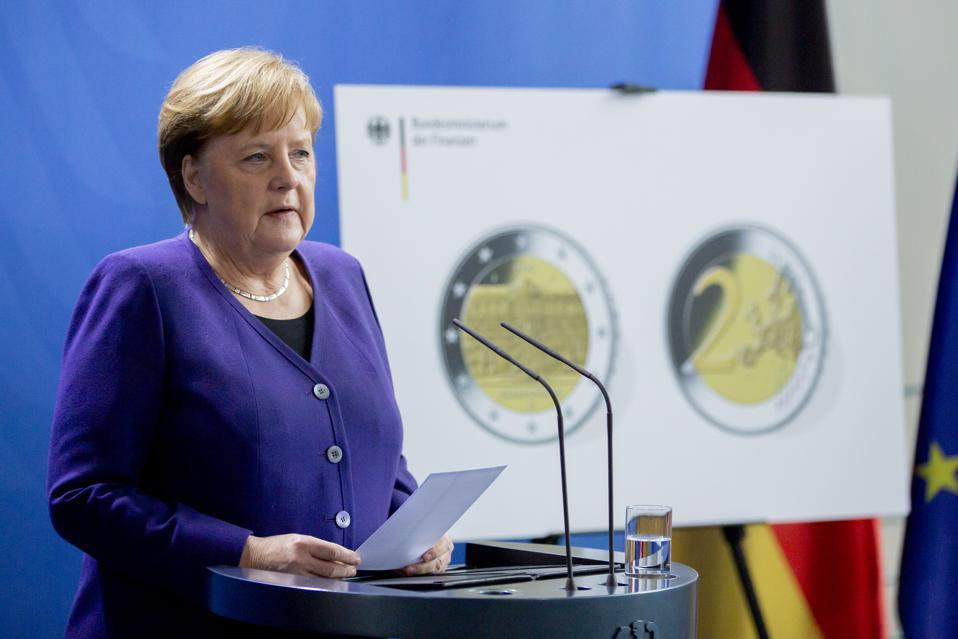 Presentation of the 2-euro special coin ″Brandenburg
