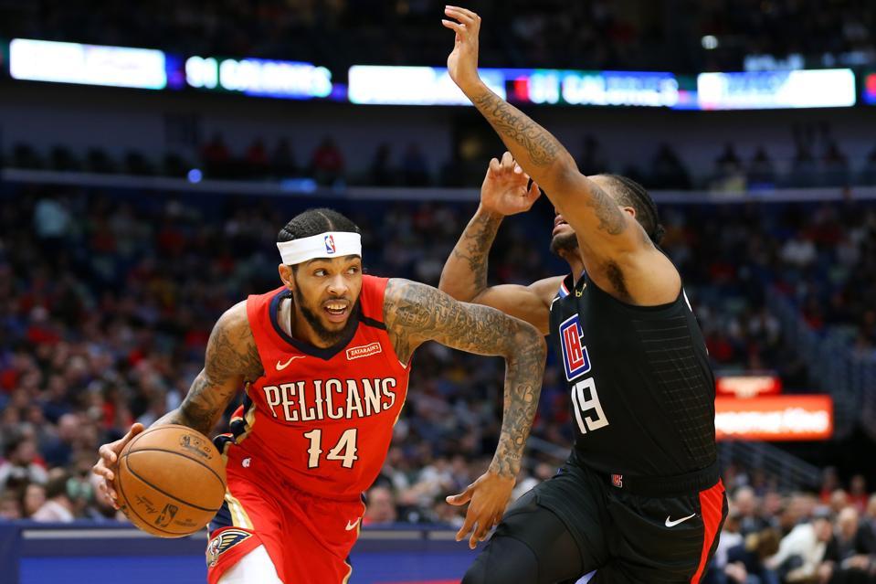 Los Angeles Clippers v New Orleans Pelicans, Brandon Ingram