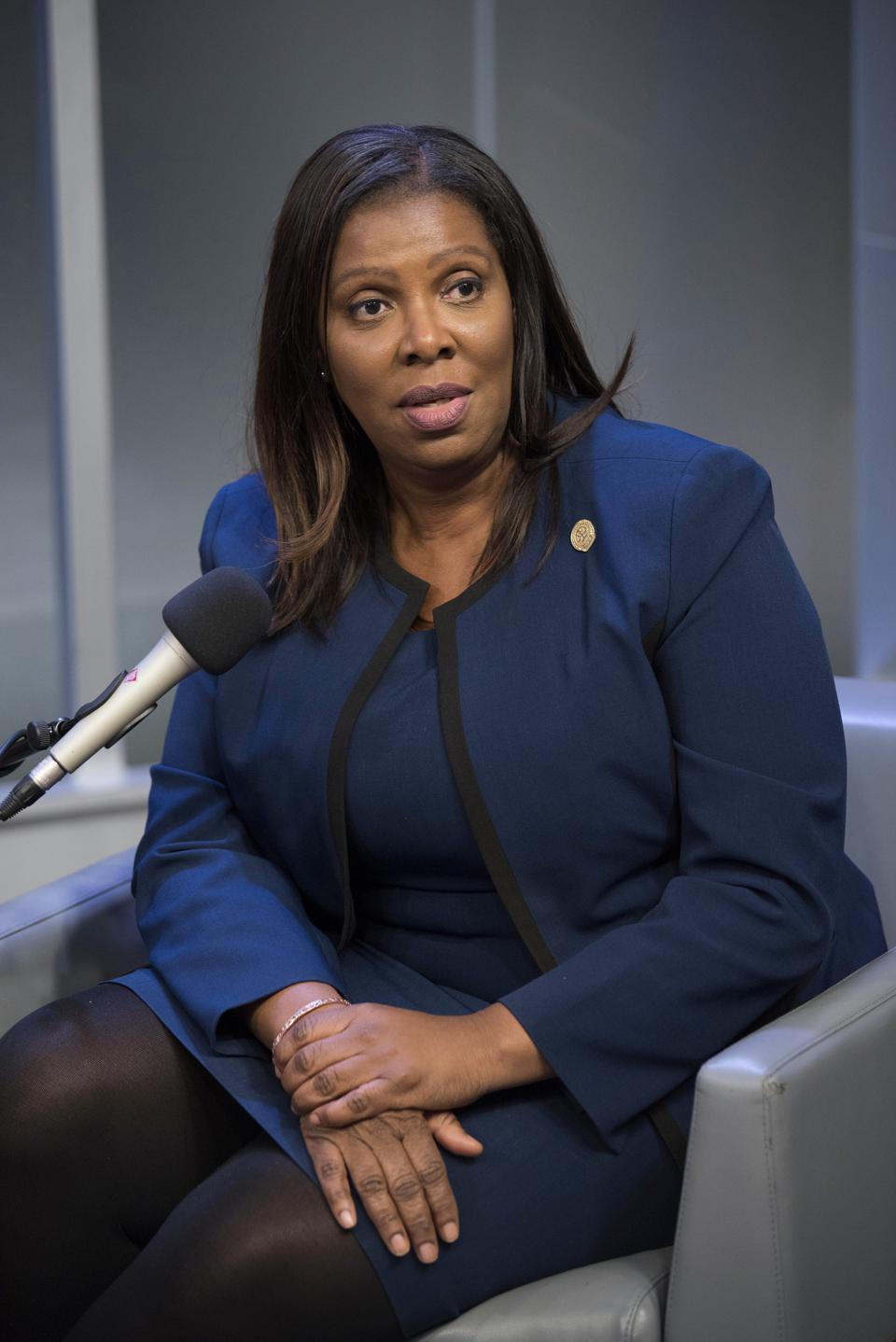 Attorney General Letitia James Interview With L. Joy Williams On SiriusXM Urban View's Sunday Civics