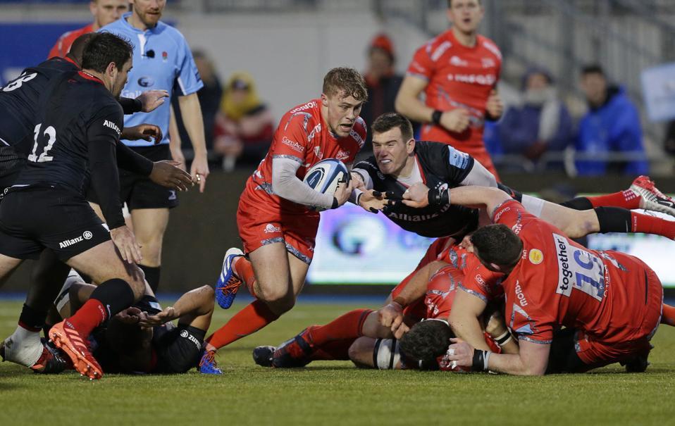 Saracens v Sale Sharks - Gallagher Premiership Rugby