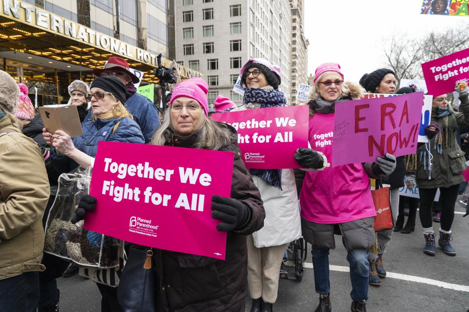 The 4th Annual Women's March